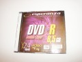 DVD+R ESPERANZA 8,5GBx2.4 DL slim case
